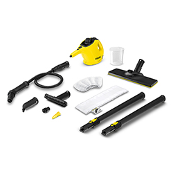 karcher sc1 easyfix refurbished steam cleaner 12 month warranty included free steam cleaners. Black Bedroom Furniture Sets. Home Design Ideas