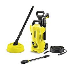 Karcher K2 Full Control Refurbished Pressure Washer with T50 Patio Cleaner