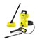 Karcher K2 Compact Refurbished Pressure Washer with T50 Patio Cleaner, Lance and Dirtblaster