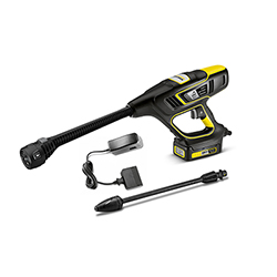 Karcher KHB 5 MultiJet Refurbished Battery Pressure Washer
