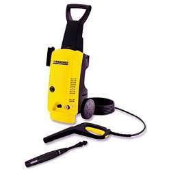 karcher suction hose instructions