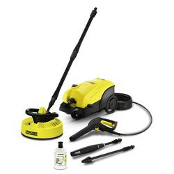 Karcher K4 Compact Refurbished Pressure Washer with T300 T-Racer