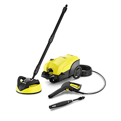 Karcher K4 Compact Home Refurbished Pressure Washer Bundle
