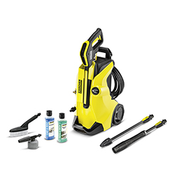 Karcher K4 Full Control Car & Driveway Refurbished Pressure Washer Bundle