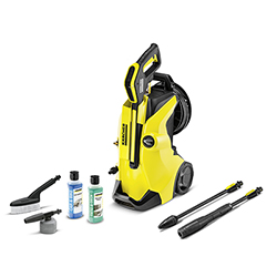 Karcher k4 premium full control car driveway refurbished pressure washer bundle karcher outlet - Karcher k4 premium full control ...
