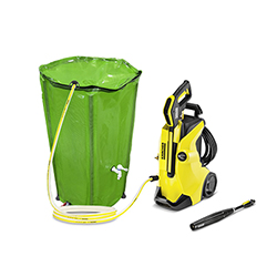 Karcher K4 Full Control Refurbished Pressure Washer Eco Bundle
