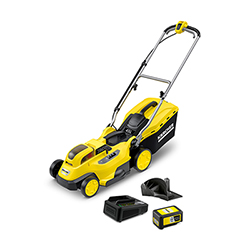 Karcher LMO 18-36 Cordless Refurbished Lawn Mower (Battery Set)
