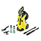 Karcher K4 Premium Full Control Car & Driveway Refurbished Pressure Washer Bundle